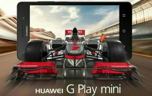 huawei g play mini nuevos y liberados