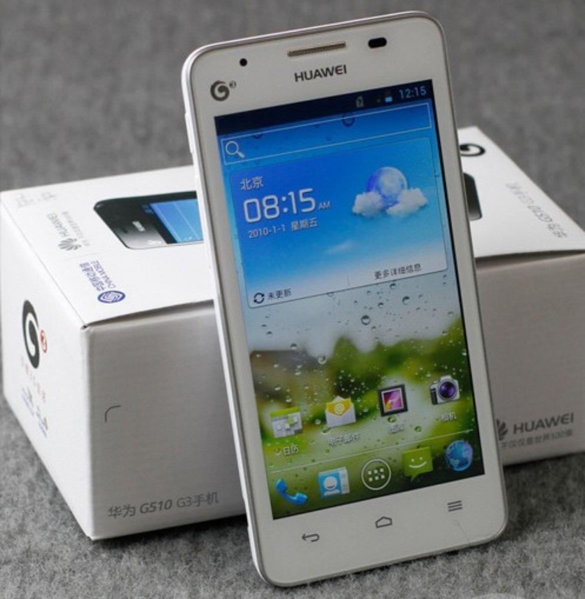 Huawei       G510    Blanco Y Negro    299900 en Mercado Libre