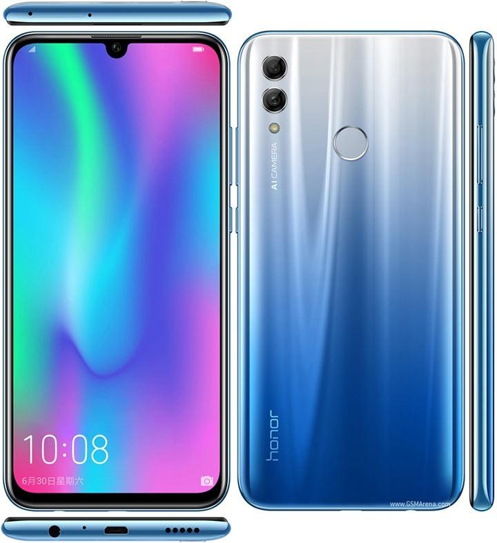 Celular Libre Honor 10 Lite 6 Pulgadas 3Gb Azul