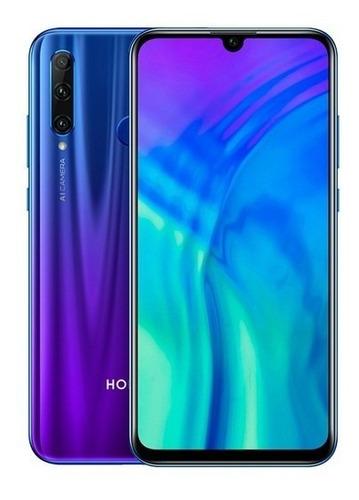 huawei honor 20 lite dual sim 4gb ram 128gb lte (blue)