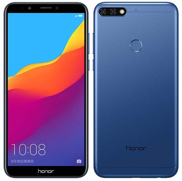 ddb0eb0a2dc12 Huawei Honor 7c 4g Lte Teléfono Móvil Android 8