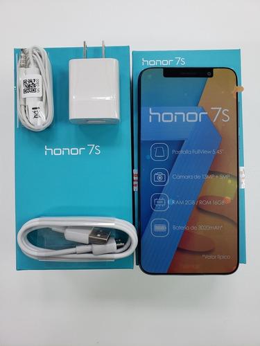 huawei honor 7s (110) / tienda fisica / garantia / nuevos