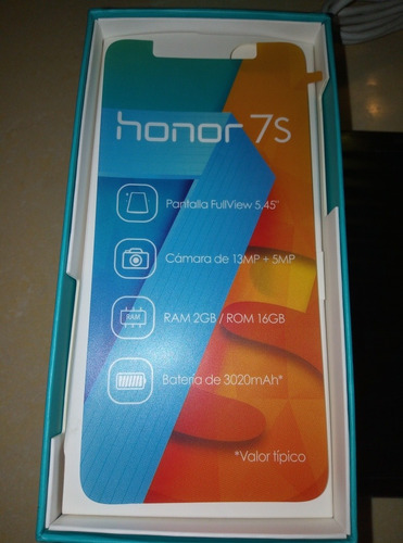 huawei honor 7s 95 vds