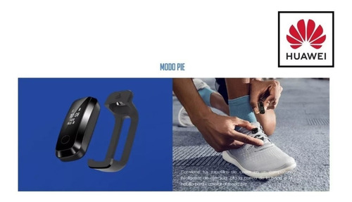 huawei honor band 4 running edition smart watch sumergible reloj deportivo