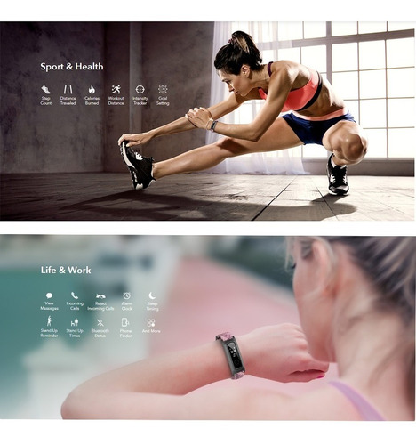 huawei honor band 5 smartwatch baloncesto deporte global
