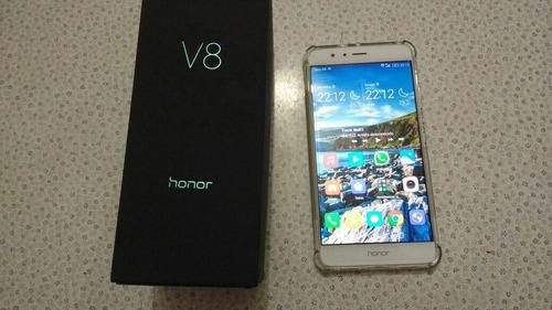 huawei honor v8, dual sim, doble camara 12mp, 5.7 pantalla!