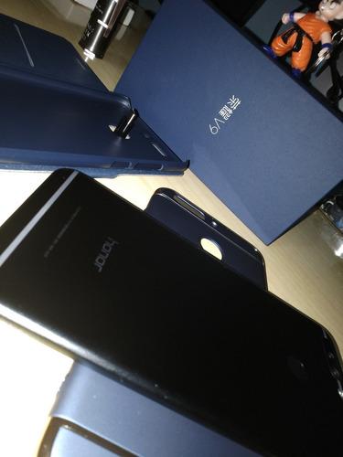 huawei honor v9 black dual 6gb 128gb