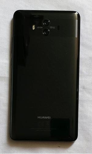 huawei mate 10, leica, negro, impecable, en caja, libre