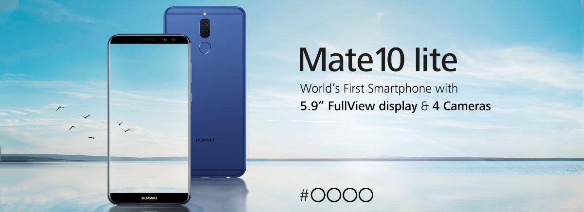 57a618d2c1a Huawei Mate 10 Lite - $ 11.500,00 en Mercado Libre