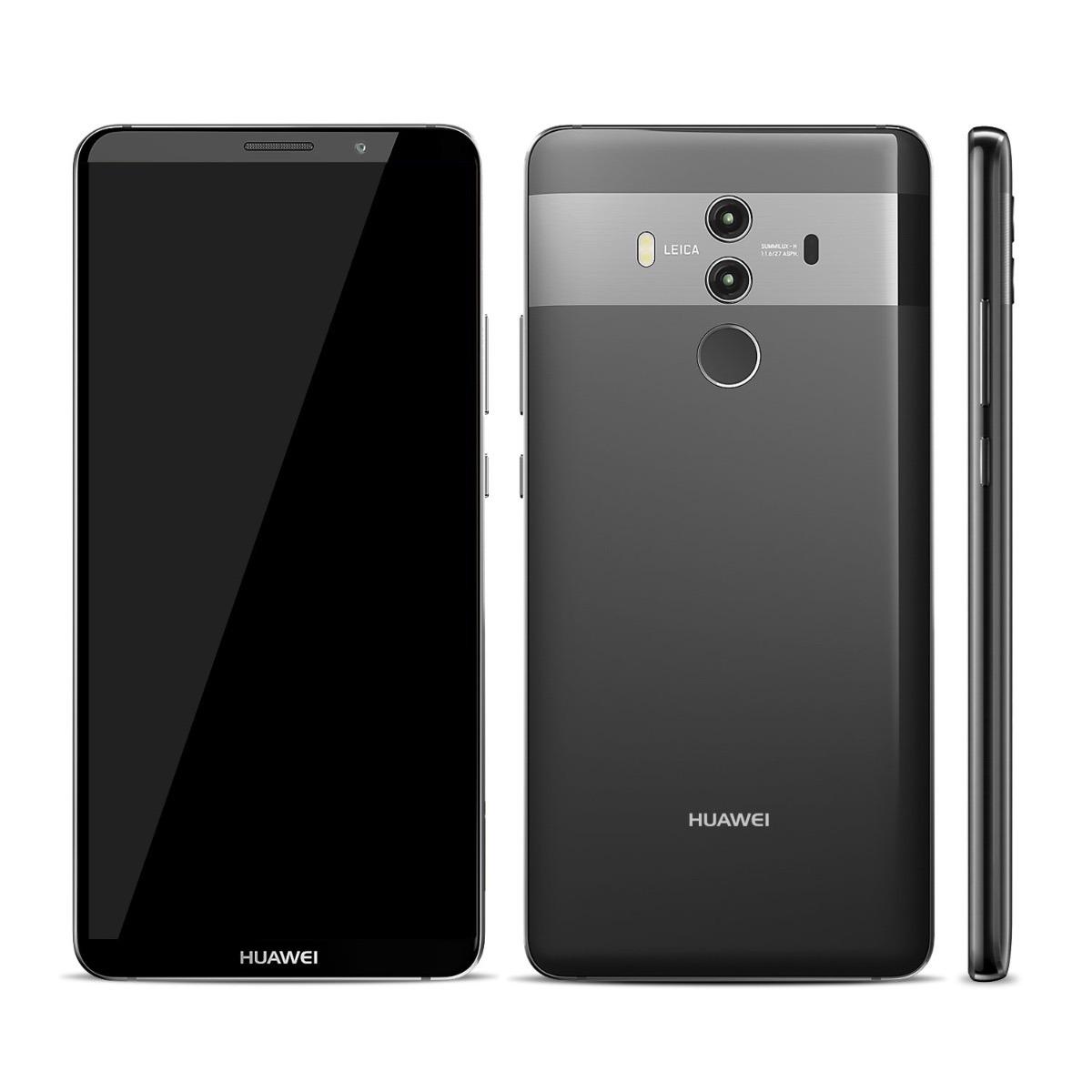 huawei mate 10 pro dual 128gb 6gb ram 4g biometria dual cam r em mercado livre. Black Bedroom Furniture Sets. Home Design Ideas