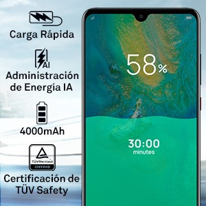 huawei mate 20 celular de 6.53  dual sim 4gb+128gb