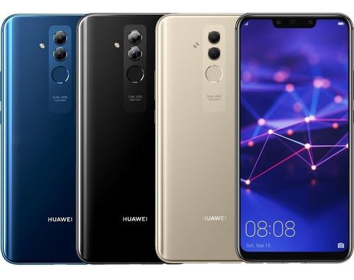 huawei mate 20 lite 64gb 4gb ram nuevo garantia tienda fisp