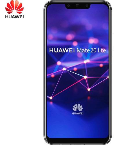 huawei mate 20 lite 64gb dual 4gb ram sellado tienda