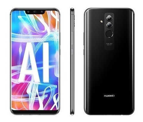 huawei mate 20 lite pantalla 6.3 lte 4 gb ram 64 gb celmascr