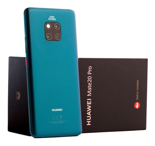 huawei mate 20 pro 128gb / 12 cuotas / iprotech
