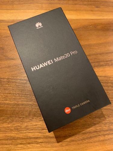 huawei mate 20 pro 256 gb nuevo