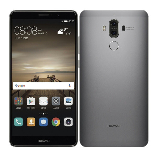 huawei mate 9 dual sim 4g 64gb 4gb ram  5.9  full hd sellado
