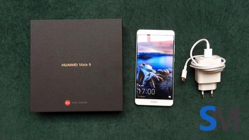 huawei mate 9 dual sim 64gb tienda física oferta limitada