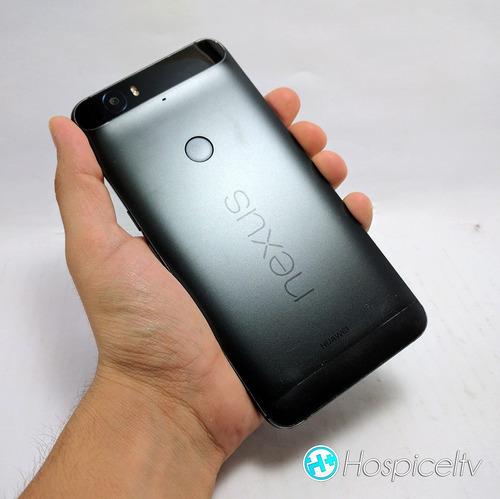 huawei nexus 6p 32gb 3gb 5,7 android 7 increible camara hdr