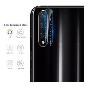 Huawei Nova 5t Mica Templada Lente Camara Trasera+kit Inst