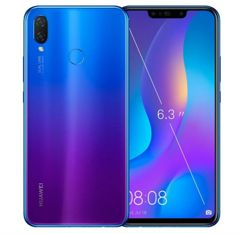 huawei p smart 2019 32gb 3gb ram libre de fabrica -tienda