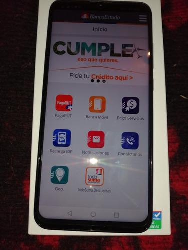 huawei p smart 2019 de 64gb 2 días de uso + accesorios+envio