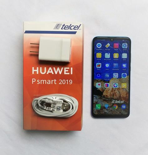 huawei p smart 2019, pot-lx3, 32gb + 3gb, desbloqueados