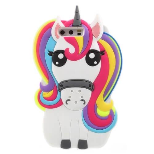 carcasa huawei p10 unicornio