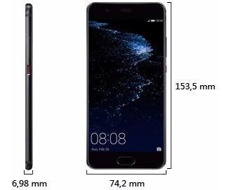 huawei p10 plus 64 gb dual sim 4g lte - prophone