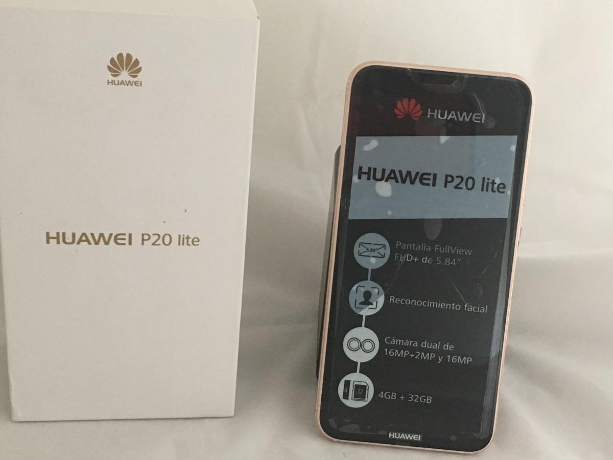 Huawei P20 Lite 32gb 4gb Ram Dual Sim Nfc (250)