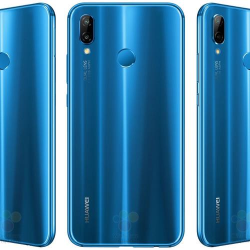huawei p20 lite 32gb dual sim libre de fabrica - azul