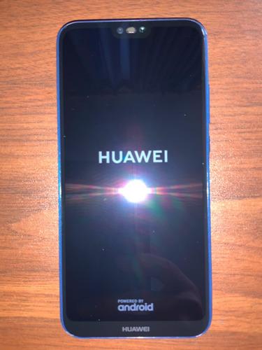 huawei p20 lite 32gb klein blue como nuevo