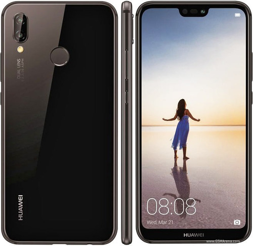 huawei p20 lite 5.8  16 mp android 8.0 32gb ram 4gb dual cam