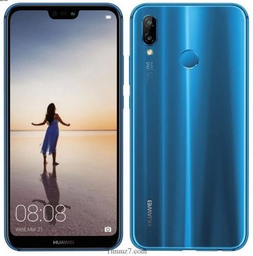 huawei p20 lite 5.8 16mp android 8.0 32gb ram 4gb +vidrio