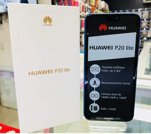 huawei p20 lite 64gb nuevo