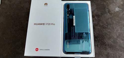 huawei p20 pro clt-l09c - 128gb - crepúsculo desbloqueado