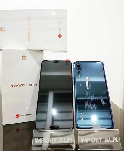 huawei p20 pro de 128gb nuevo garantizado  506 6961 4637