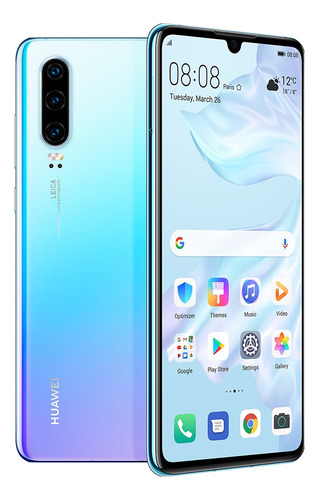 huawei p30 color negro