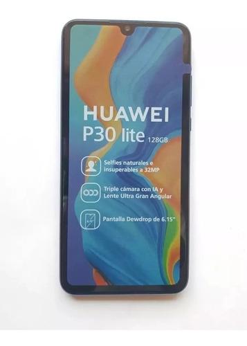 huawei p30 lite  128gb (oferta 260v) *tienda*