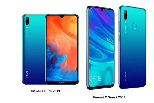 huawei p30 lite 290, psmart 2019 200, y9 128gb 280, y7 2019