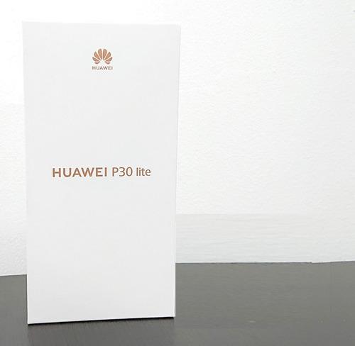 huawei p30 lite / 4gb / 128gb / 24+8+2mp / nuevo & tienda!