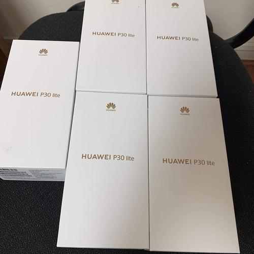 huawei p30 lite de 128gb originales sellados libres de fábri