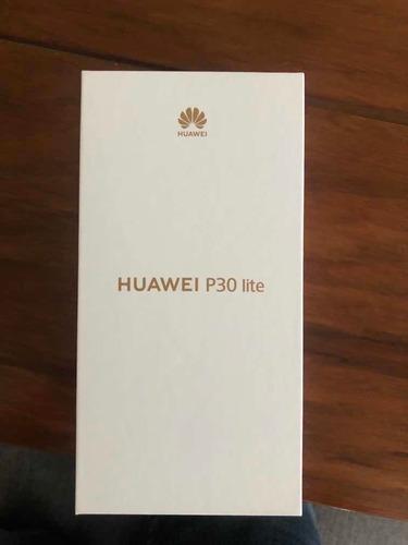 huawei p30 lite rom 128g ram 4gb color negro