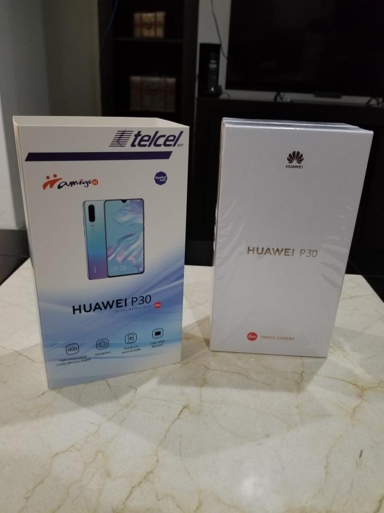 Huawei p30 telcel