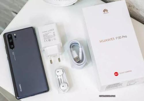 huawei p30 pro 256/gb  8ram 1año de garantia.