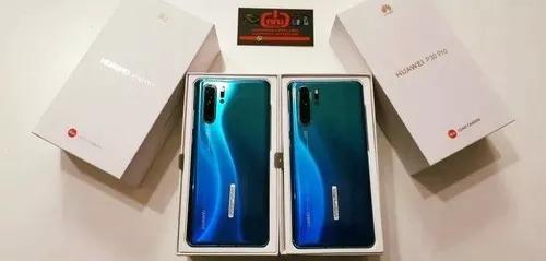huawei p30 pro 256gb azul disponível em cores diferentes