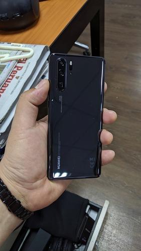 huawei p30 pro black 256 gb (caja y accesorios) negr