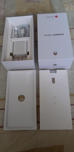 huawei p30 pro negro 256gb 8gb ram libre en caja nuevo