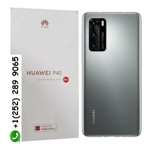 huawei p40 128gb/8gb ram black factory unlocked