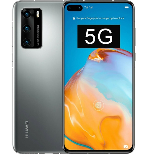 huawei p40 black factory unlocked